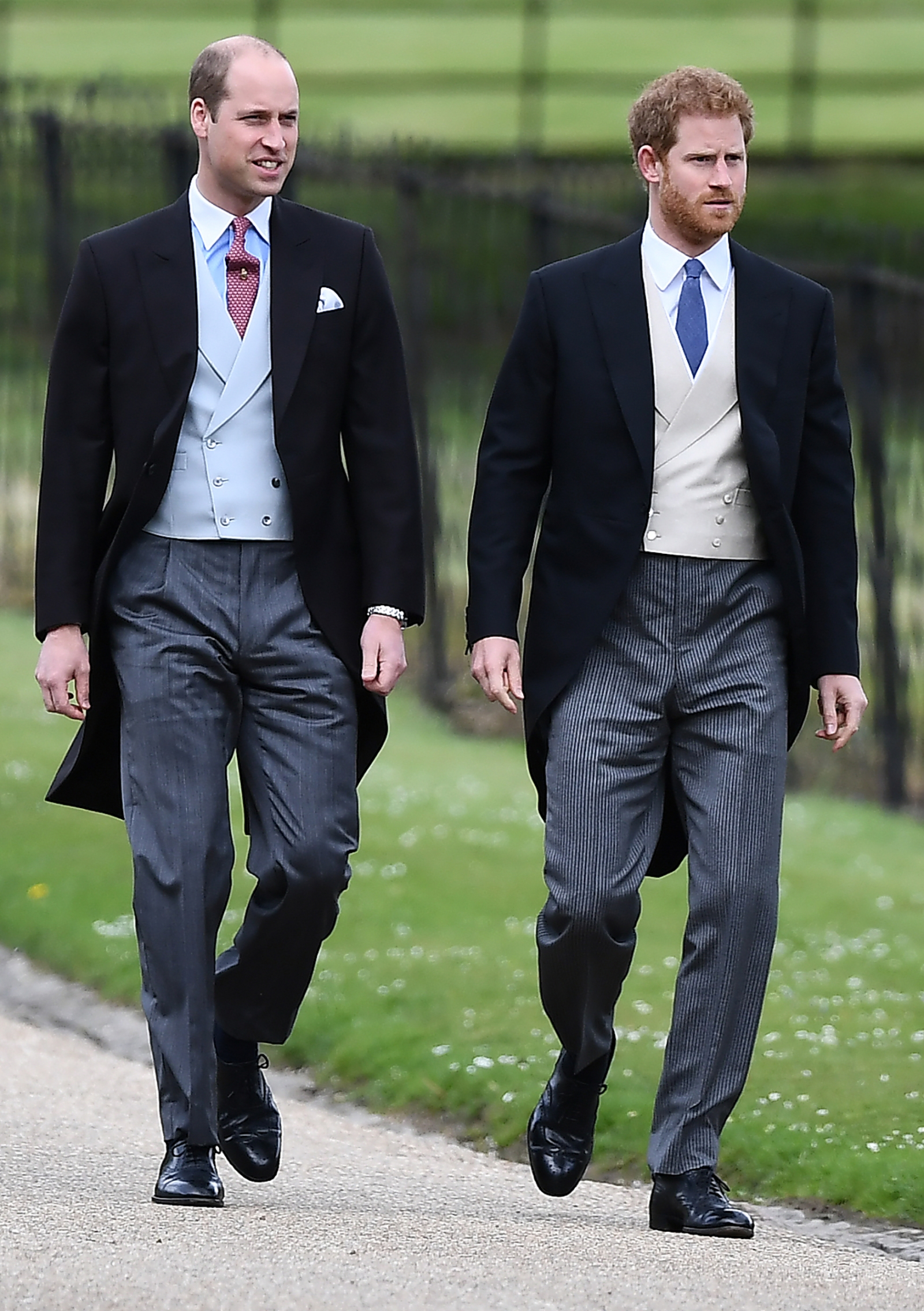 William and Harry to meet at Prince Philip's funeral; but will 'put their differences' aside