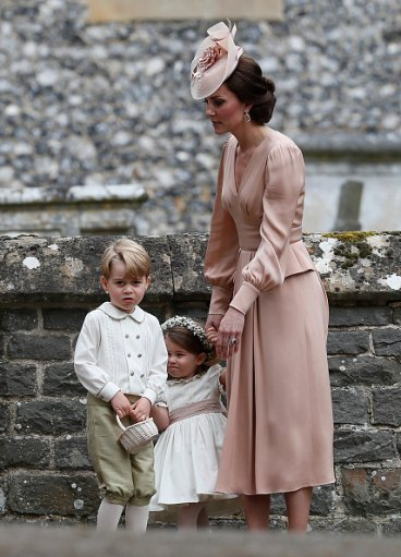 Pippa Middleton's wedding