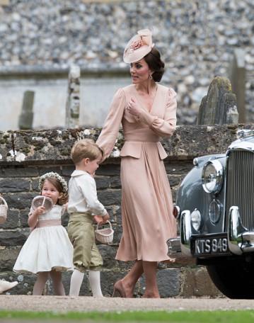Pippa Middleton's wedding