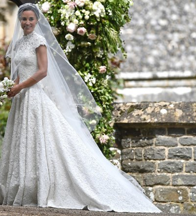 Pippa Middletons wedding