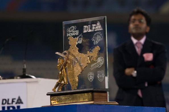 Indian Premier League Trophy
