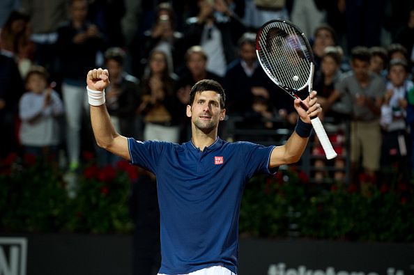 Novak Djokovic Vs Alexander Zverev Italian Open 2017 Final Where To Watch Live Preview Betting Odds And Head To Head Record