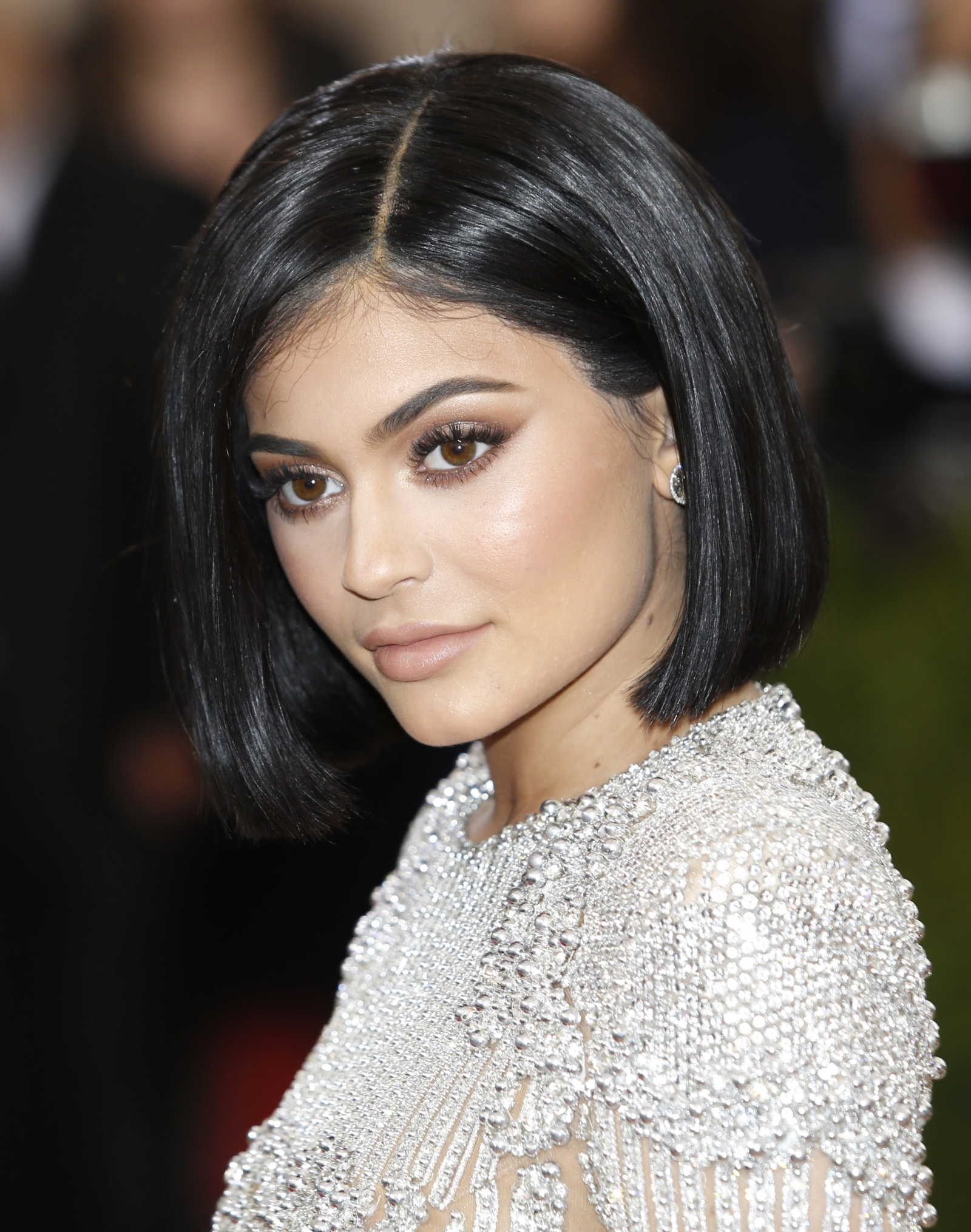 Kylie Jenner Slammed For Lying About Big Boobs As She