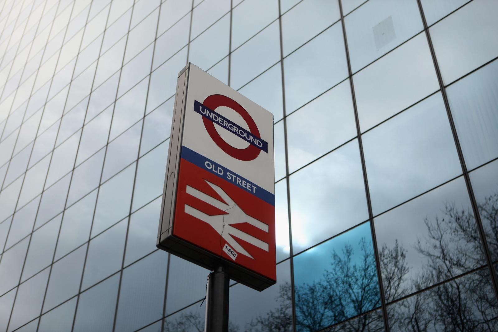London Old Street station