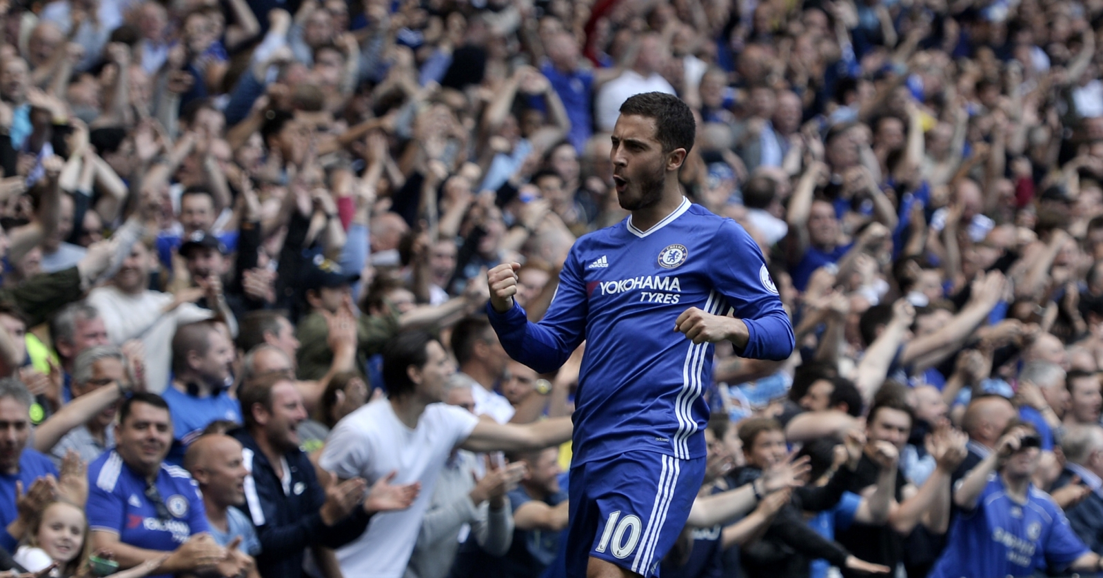 Eden Hazard undergoes ankle surgery; likely to miss beginning of next season
