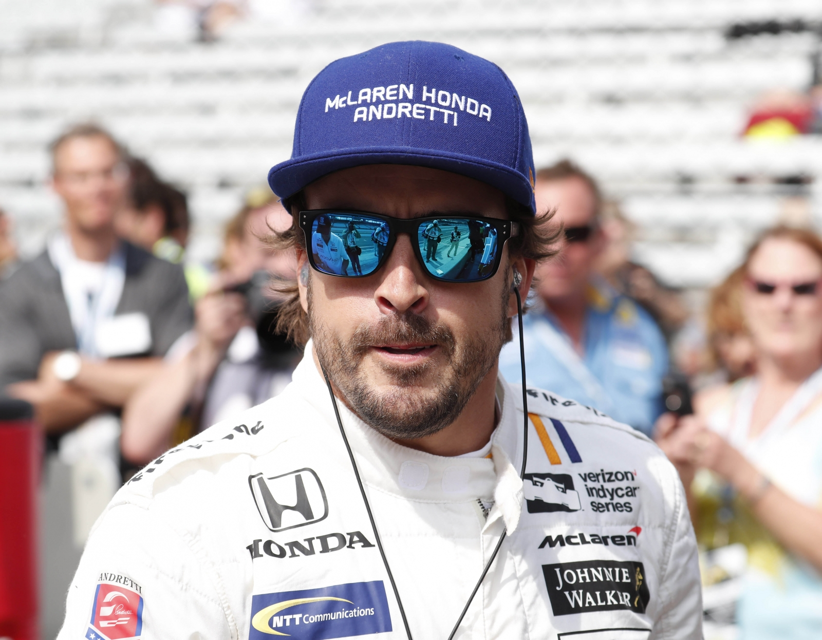 Fernando Alonso at Indy 500: Honda engine problems still haunting Spaniard