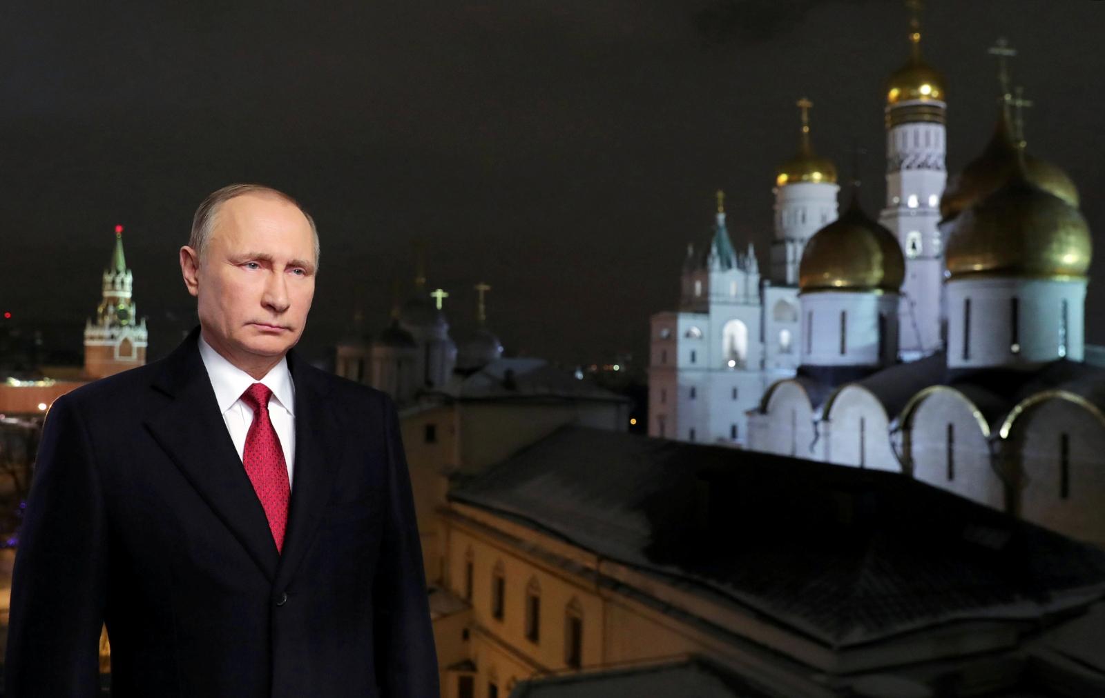 Russia reactivates mysterious satellites