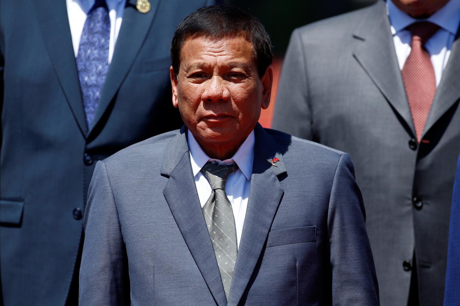 Philippines President Rodrigo Duterte trip to Moscow