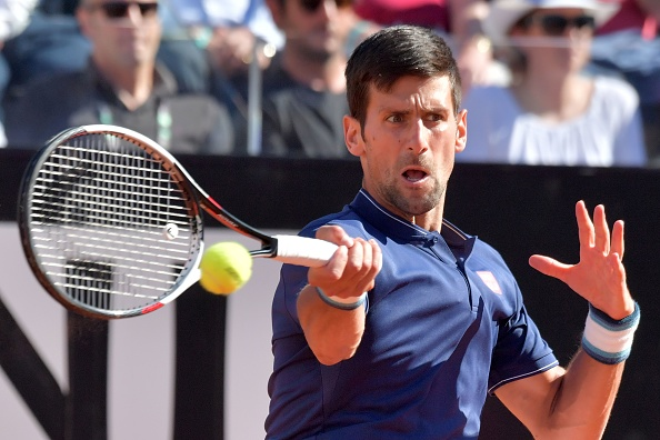 Djokovic names Agassi as coach after losing Rome final
