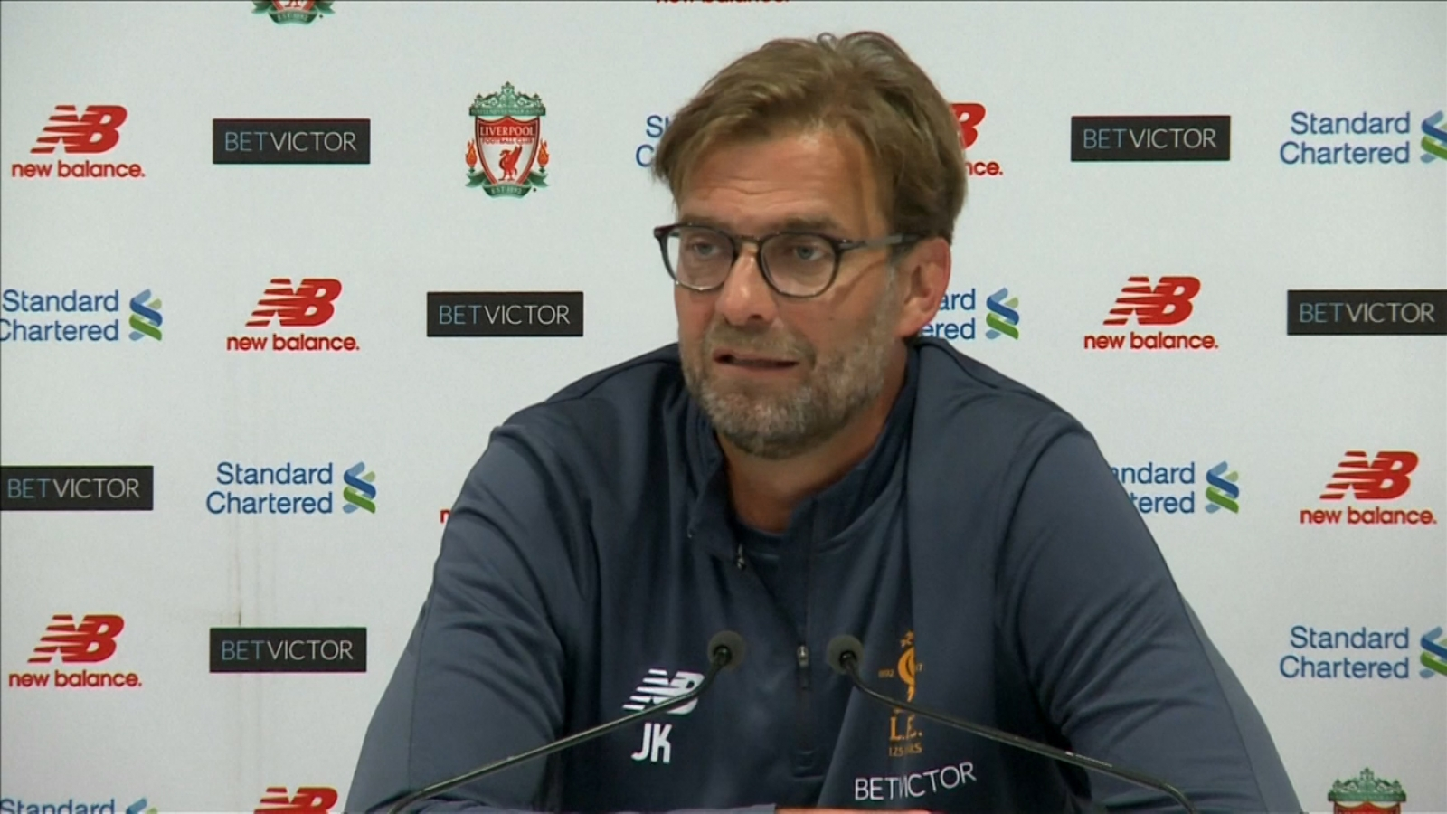 Jurgen Klopp: Liverpool should be in the Champions League 'all the time'