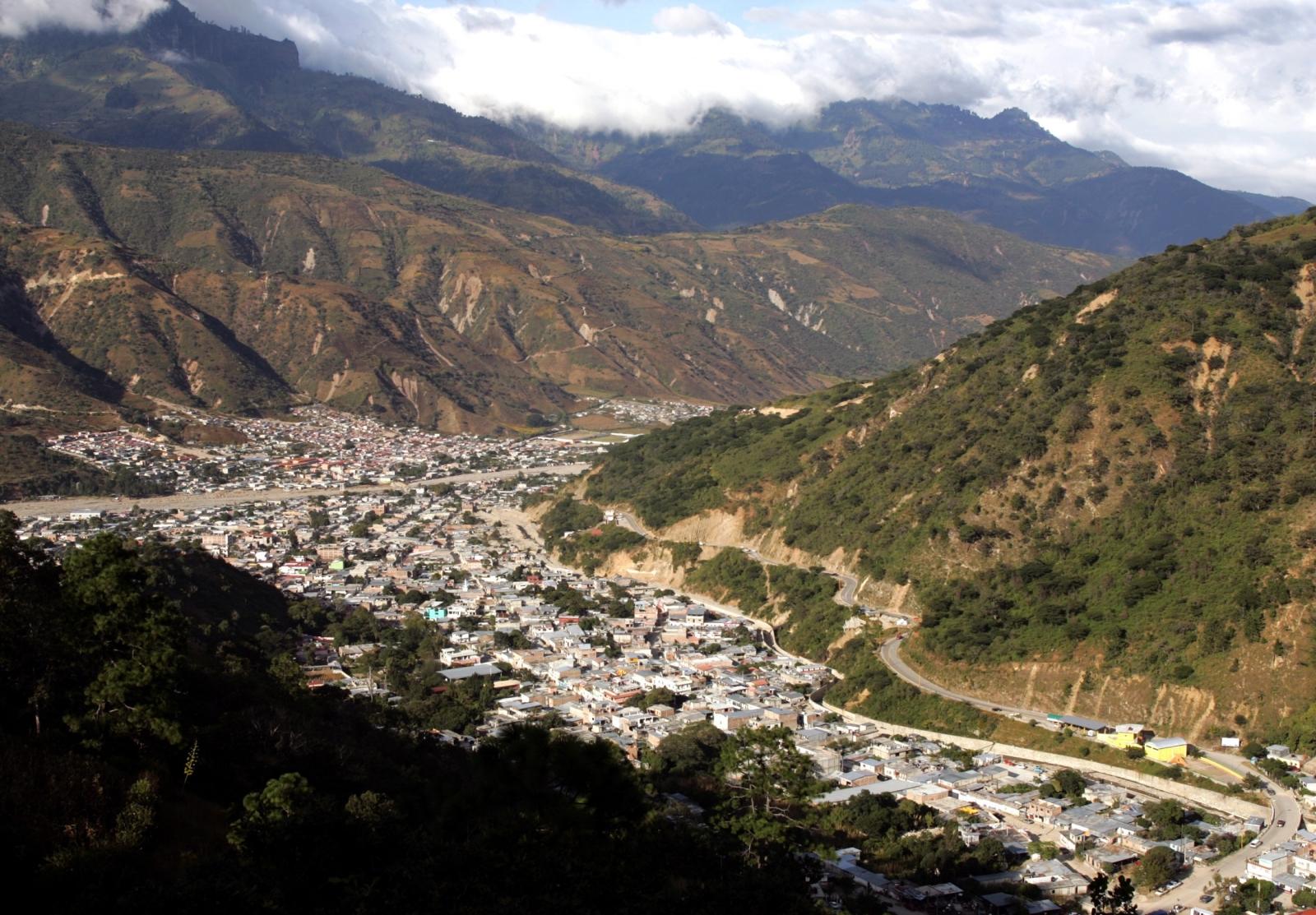 Motozintla Mexico Chiapas