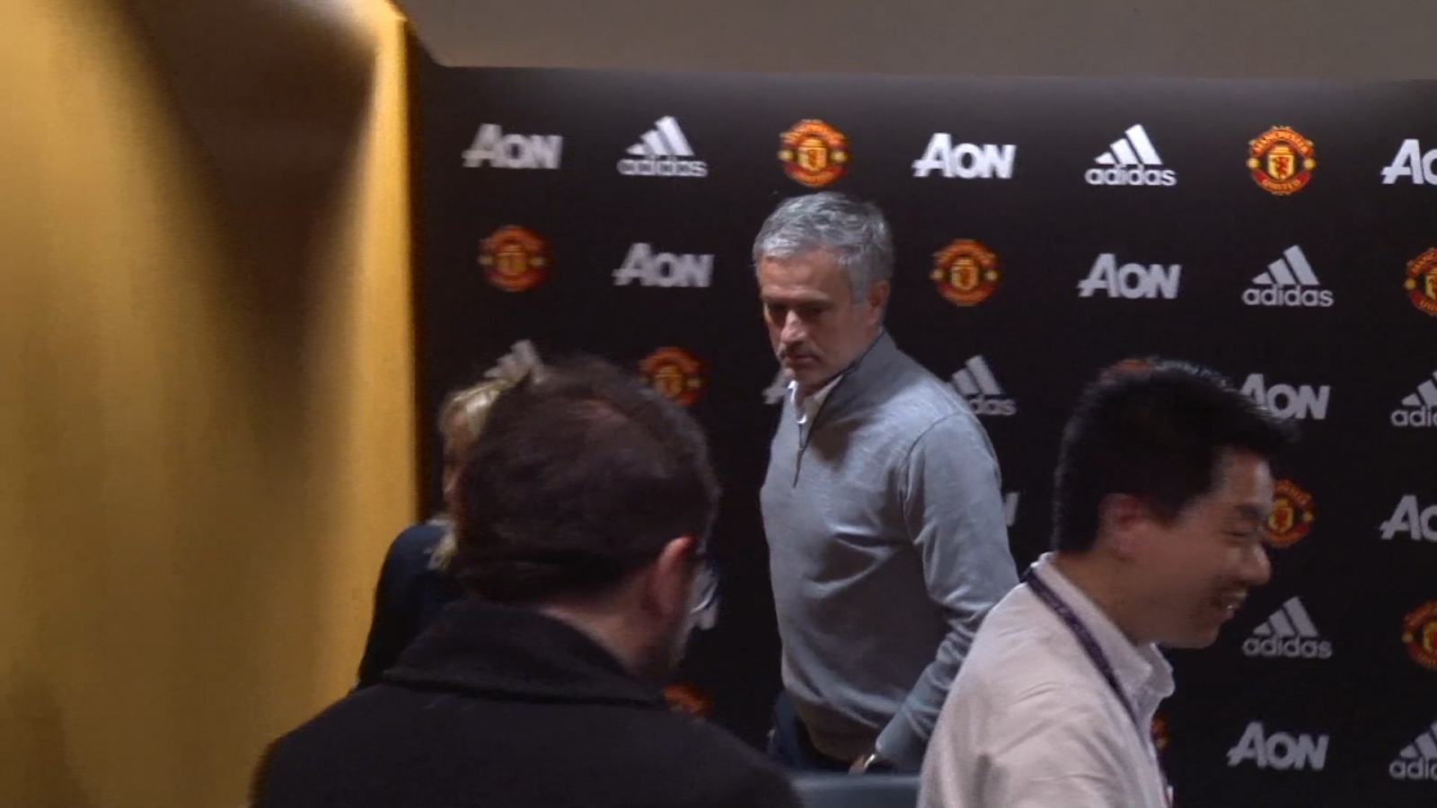 Watch Jose Mourinho's twenty-second press conference