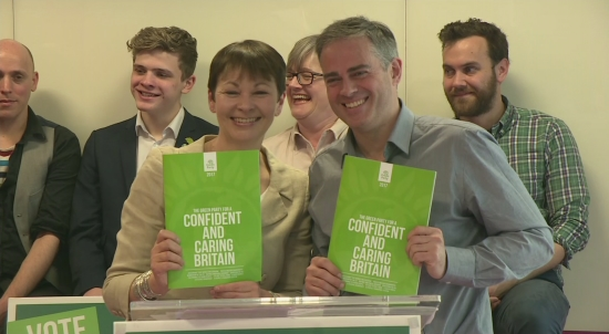 greens-launch-manifesto-in-central-london