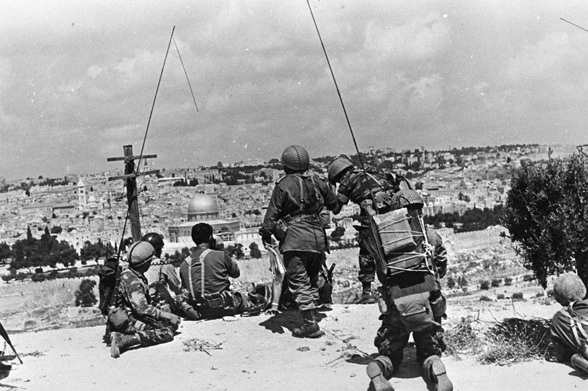 Six Days War 1967 2017