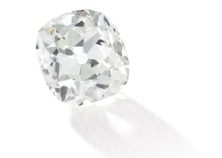 Car boot diamond ring