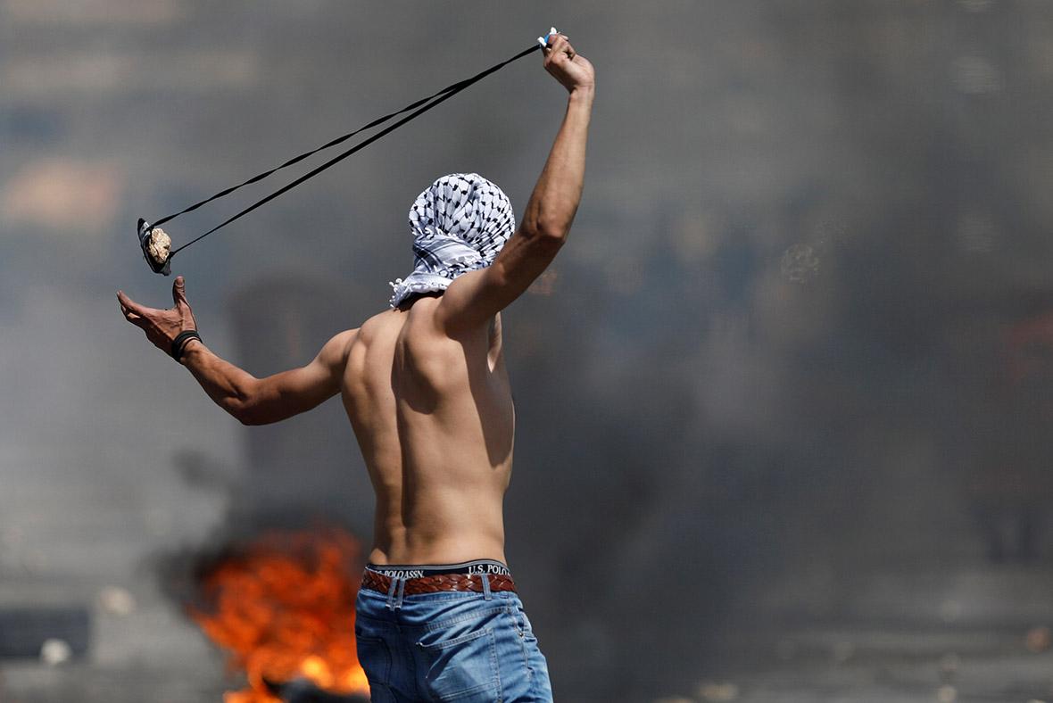 Palestinian prisons hunger strike Israel protests