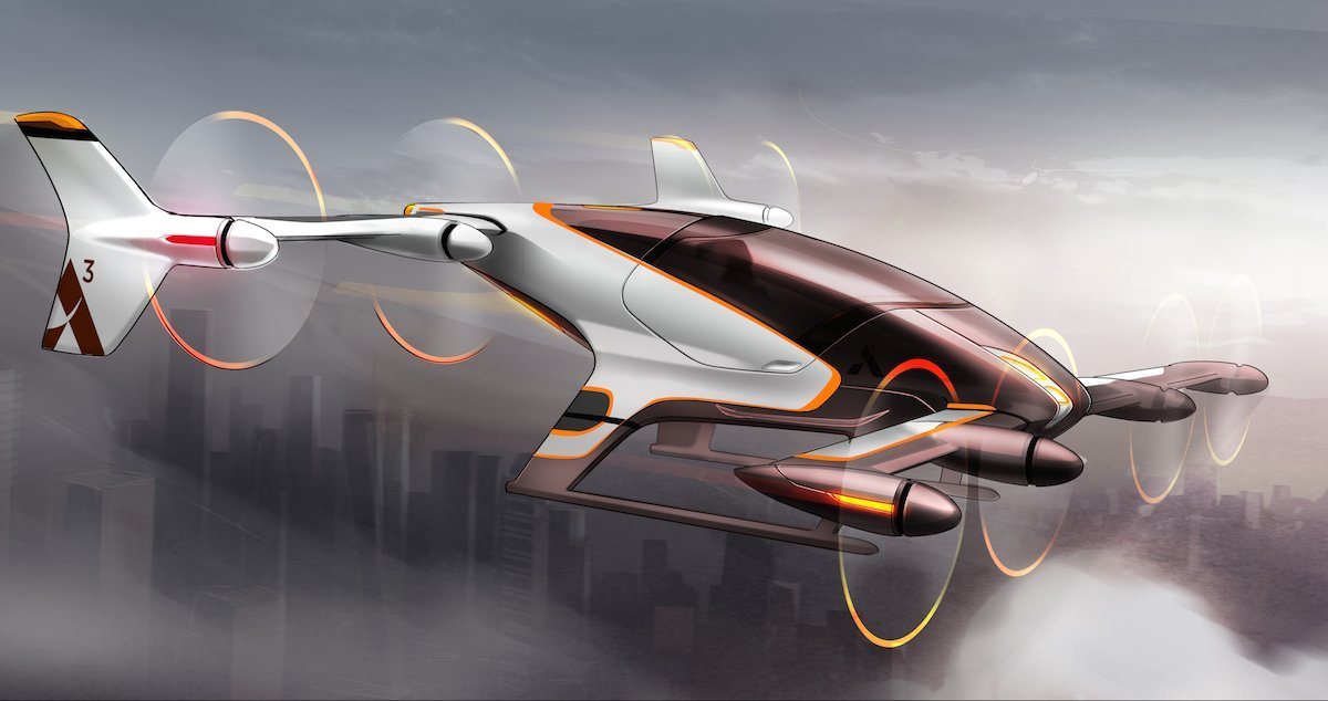 Airbus Project Vehana