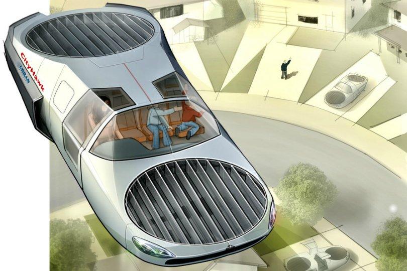 Metro Skyways CityHawk concept