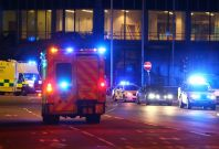 Explosion Manchester Arena