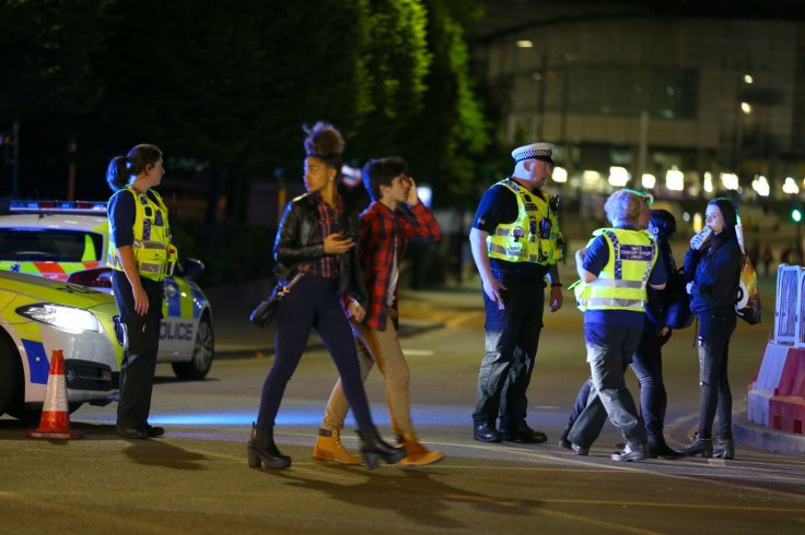 Manchester Arena explosion