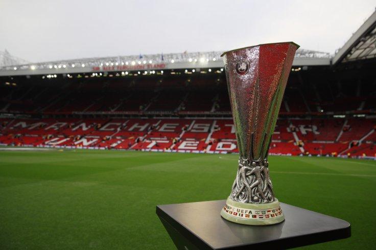 13++ Europa League Trophy 2020