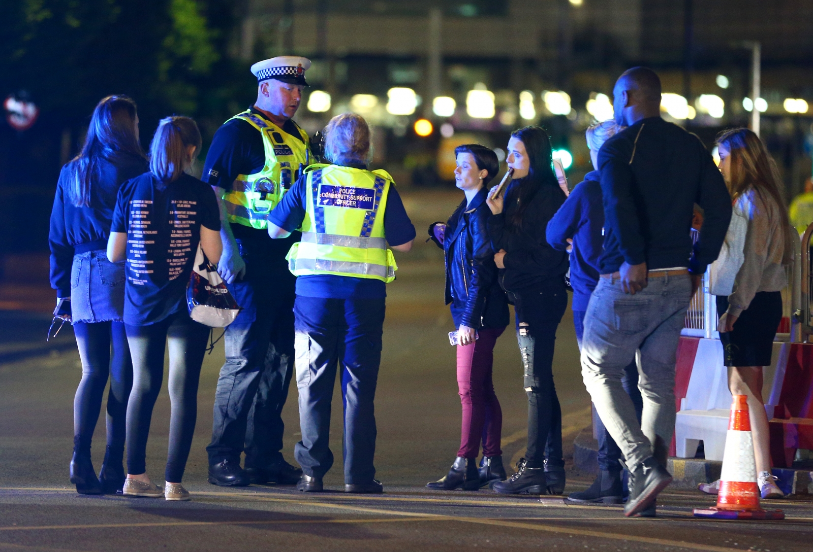 Social Media Users Rally To Help People Stranded After Manchester Attack