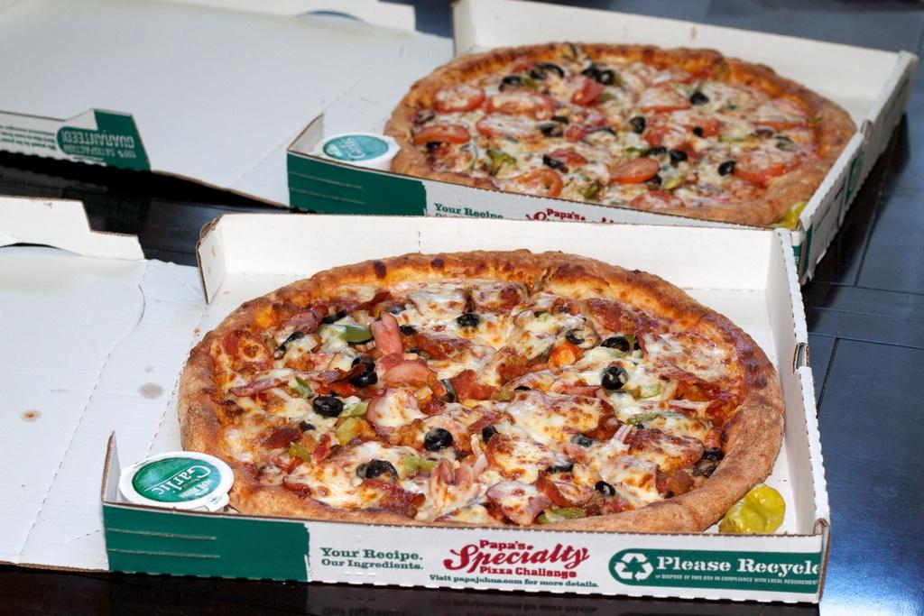 Bitcoin pizzas