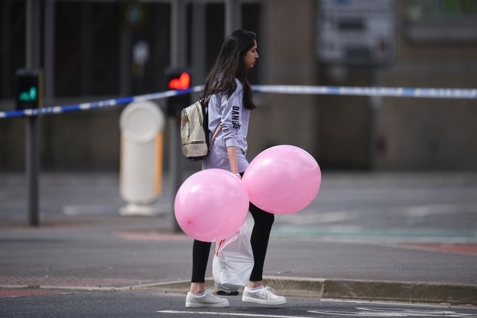 Manchester Arena bomb Ariana Grande