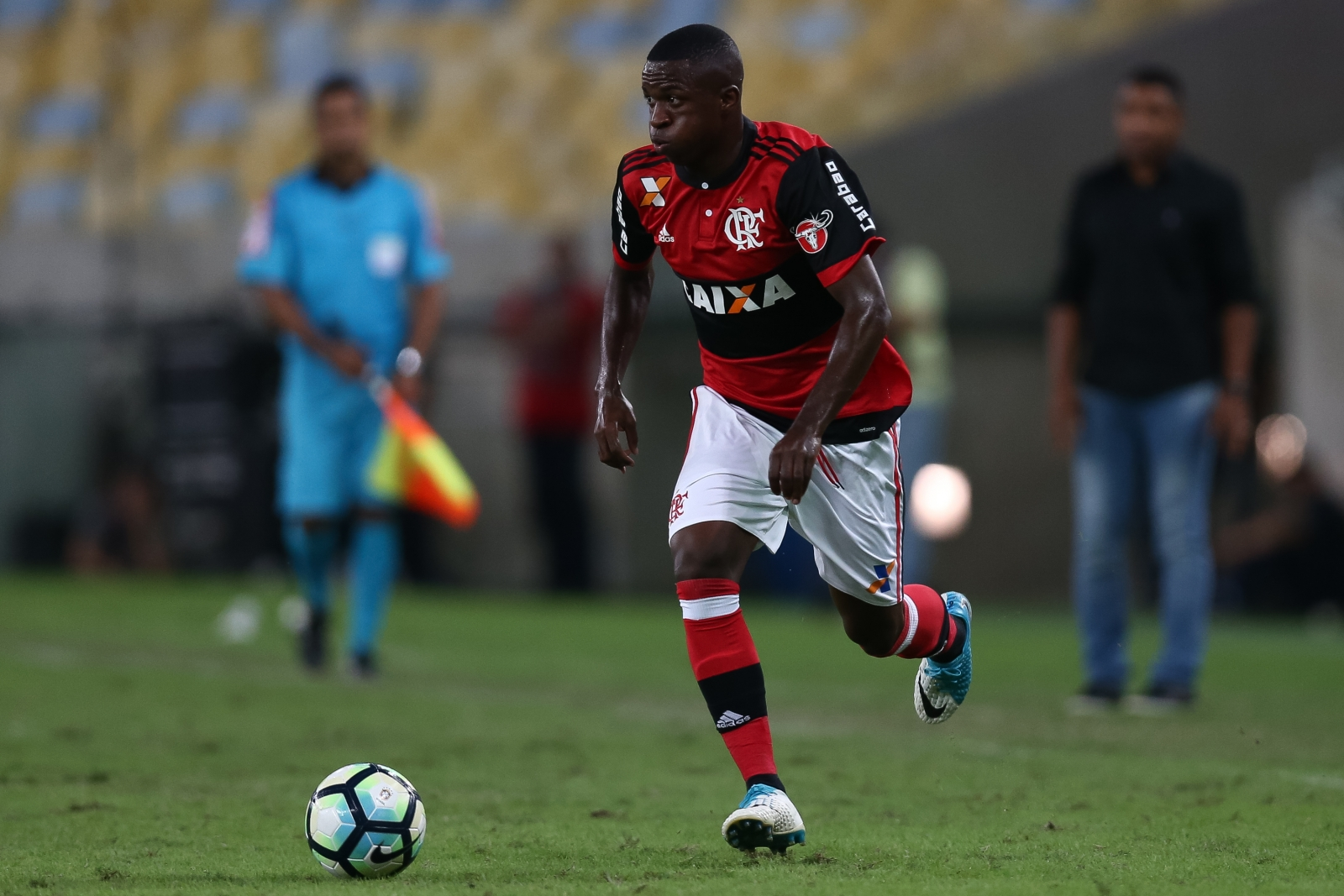 Barcelona Offered More Money But Vinicius Junior Preferred Real Madrid Claims Agent