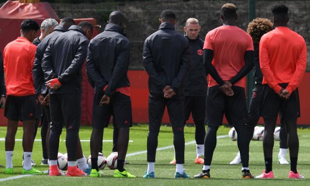 Manchester United UEFA terror