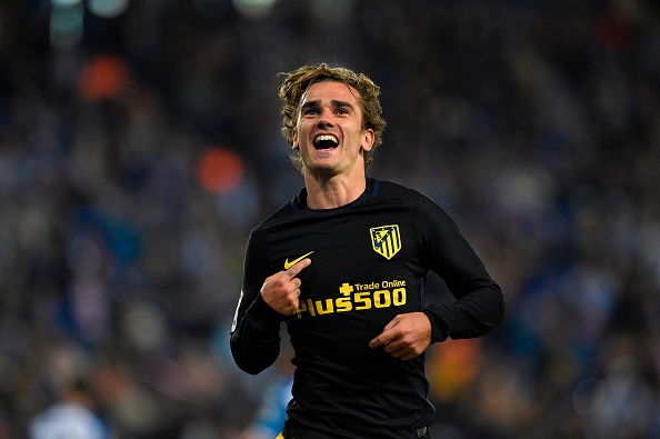 Atletico striker Griezmann says Man Utd move is possible