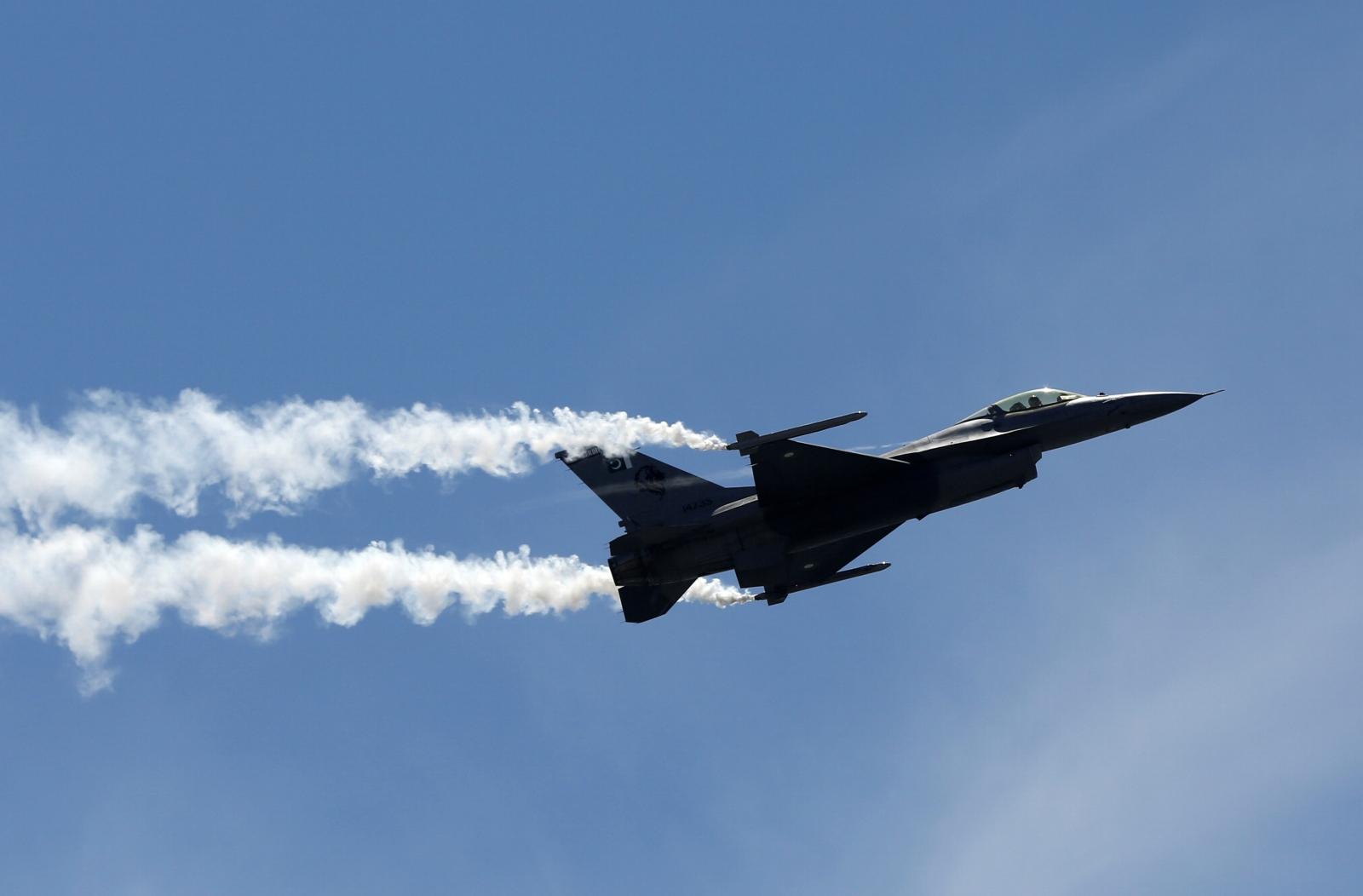 India Pakistan air force