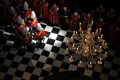 Queen Order British Empire
