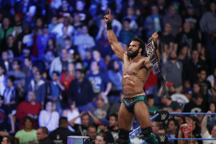 Jinder Mahal WWE