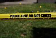 Dallas gang drive-by shootings social media