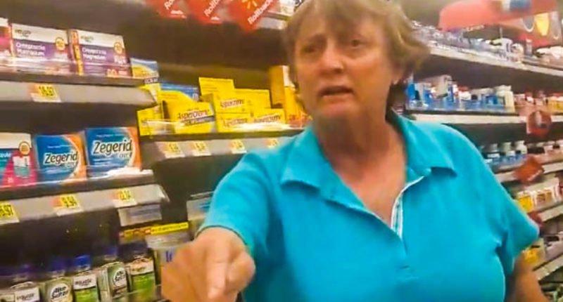 Walmart racist