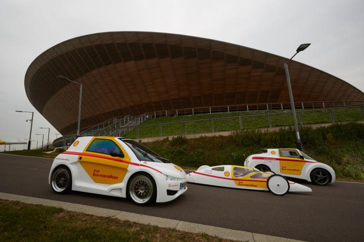 Shell Eco-Marathon Prototype