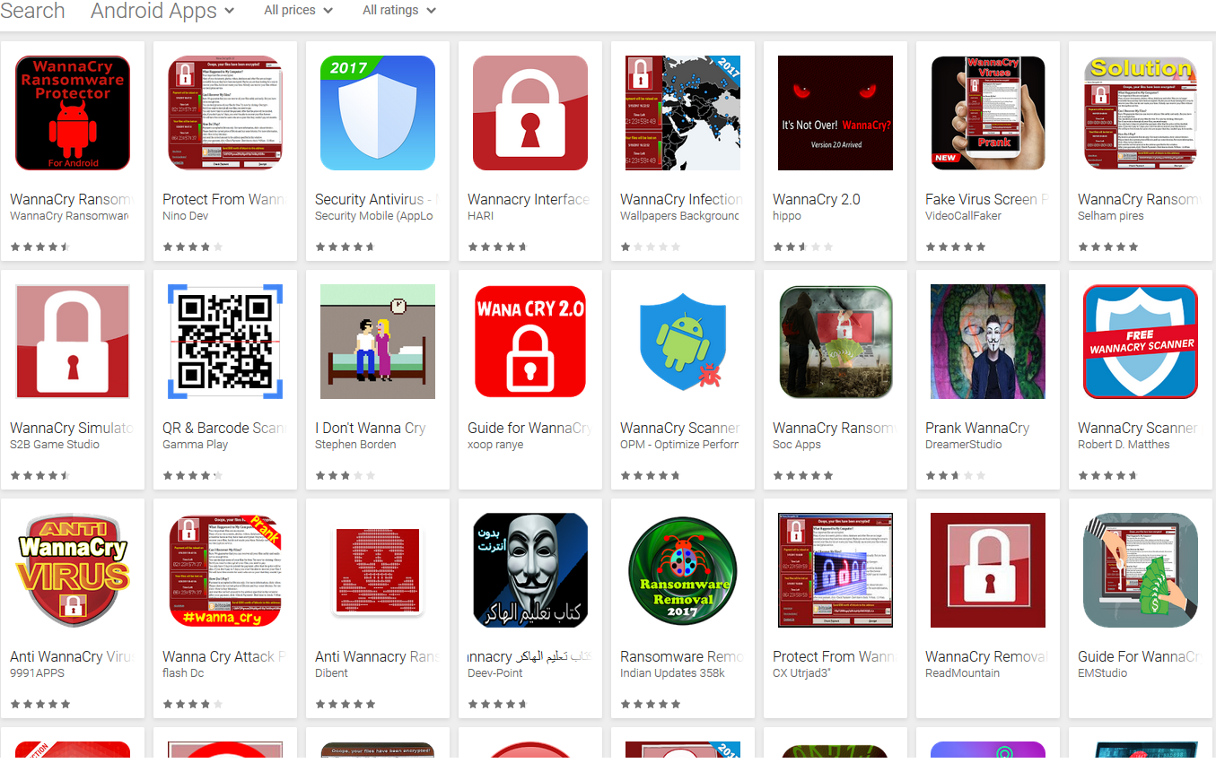 Fake mobile apps, a growing threat | Guardsquare |Fake Apps