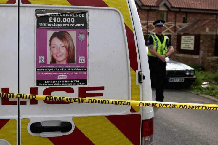 Claudia Lawrence death