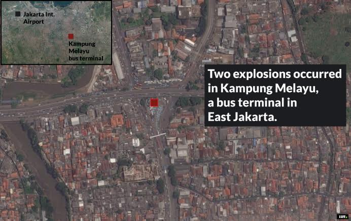 Jakarta bombing