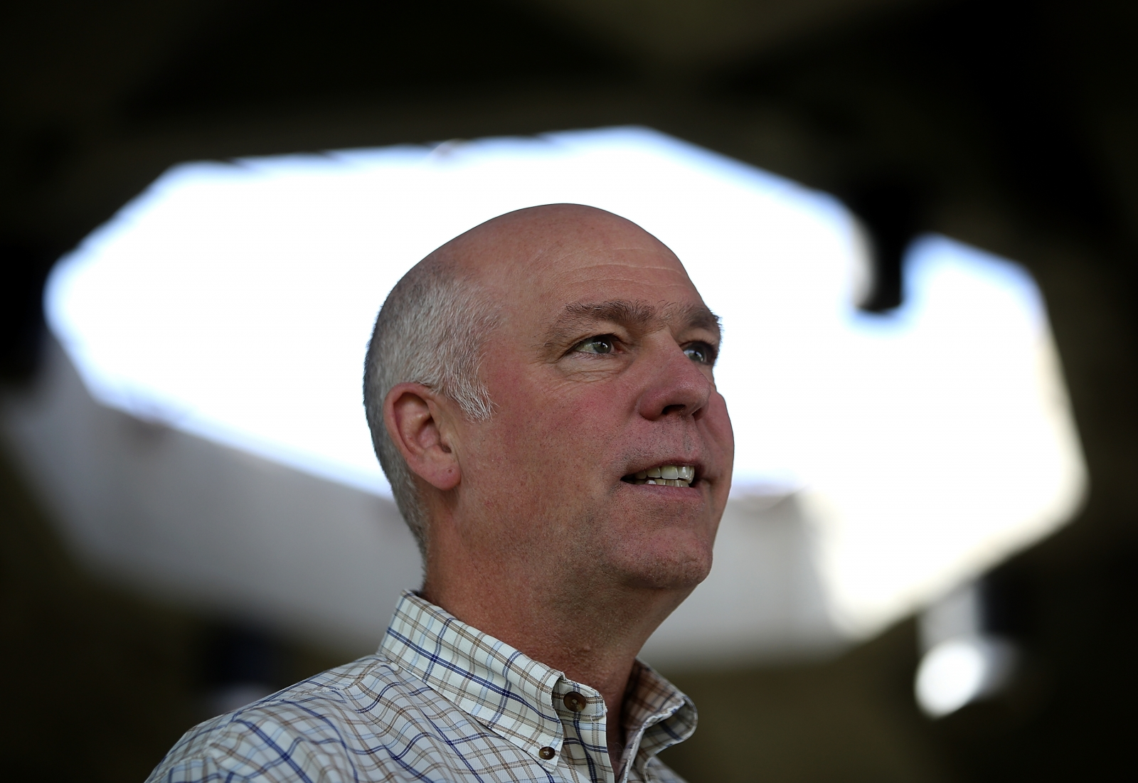 Republican congressional candidate Greg Gianforte