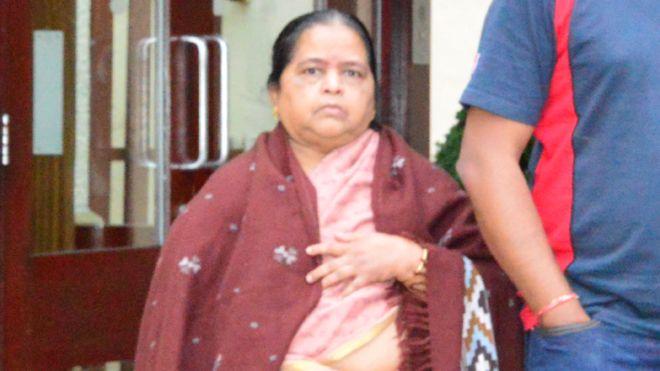 Kalyani Uthaman scalded at premier inn