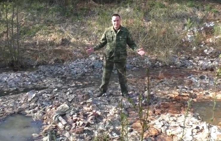 Russian explorers find billion roubles