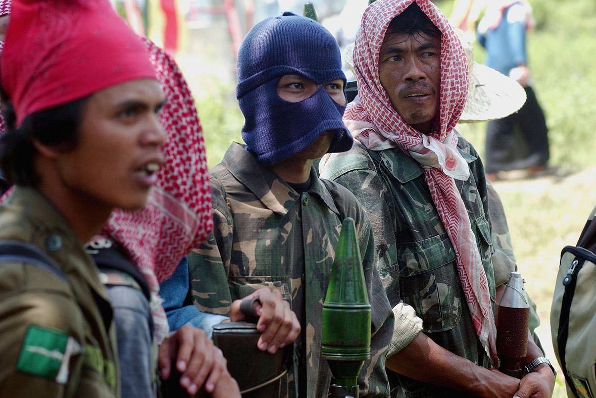 Islamist south east Asia