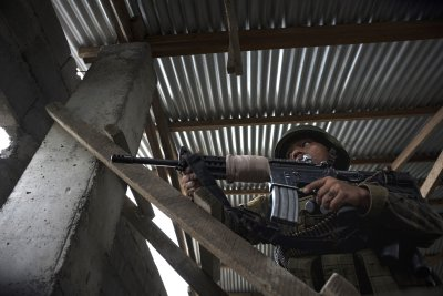 Philippines Marawi Isis Islamic State