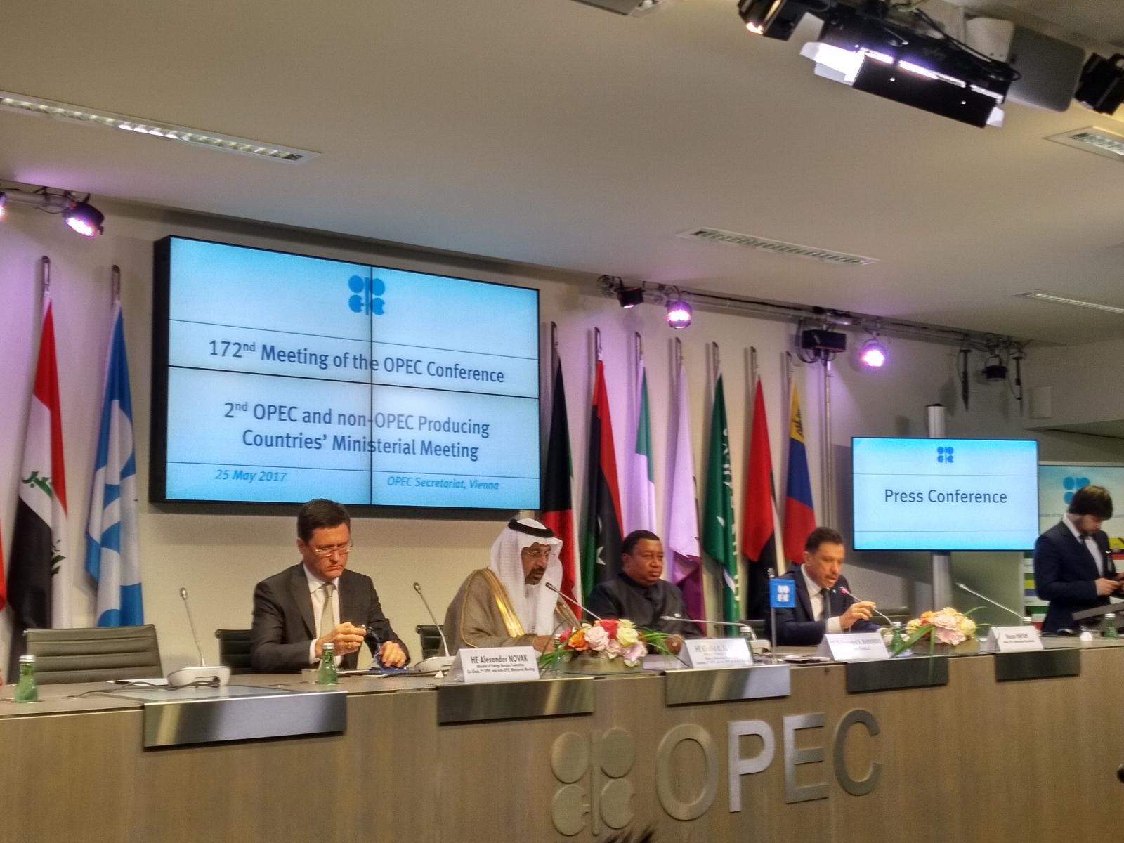 OPEC 172 summit