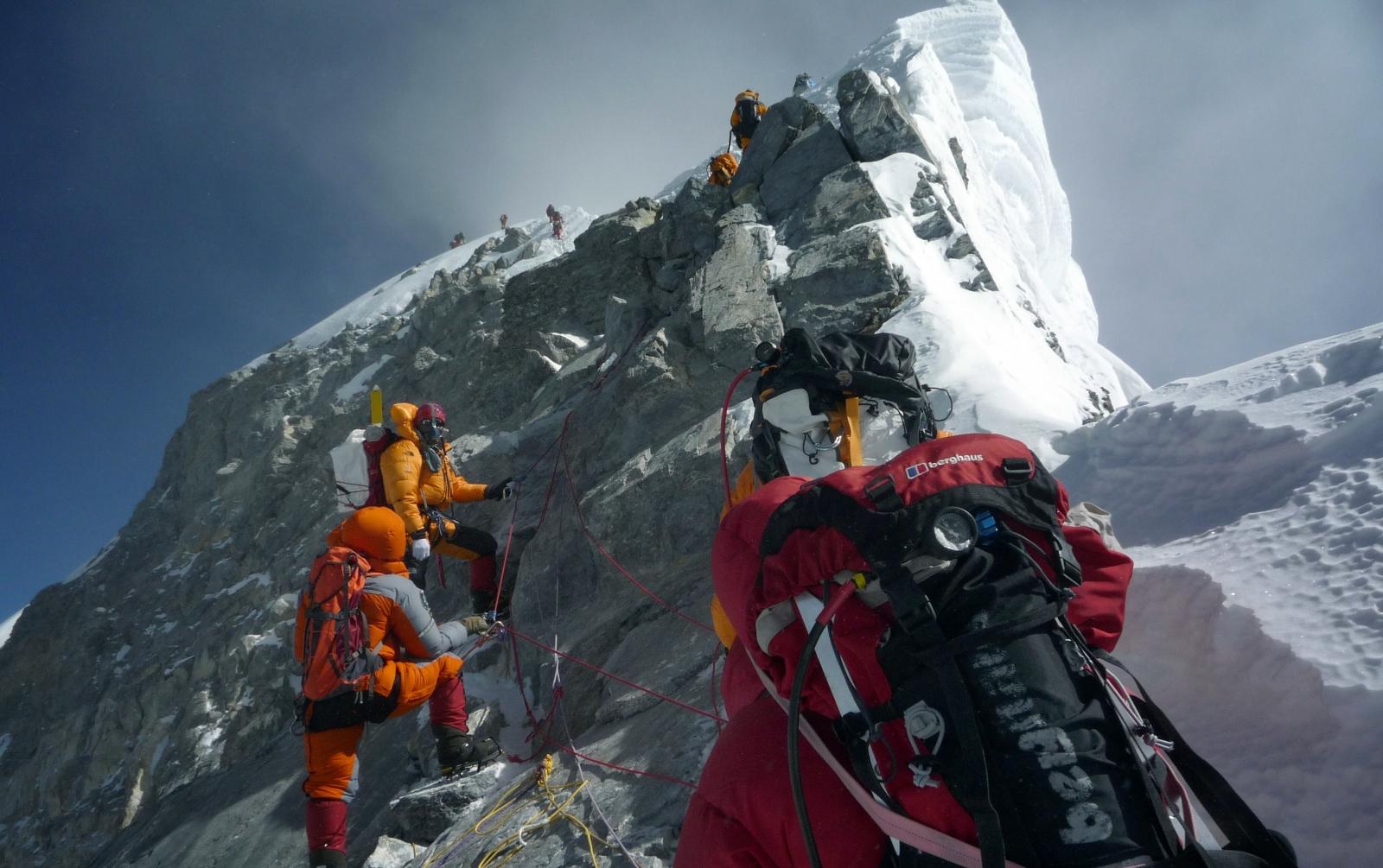 Mountain oxygen