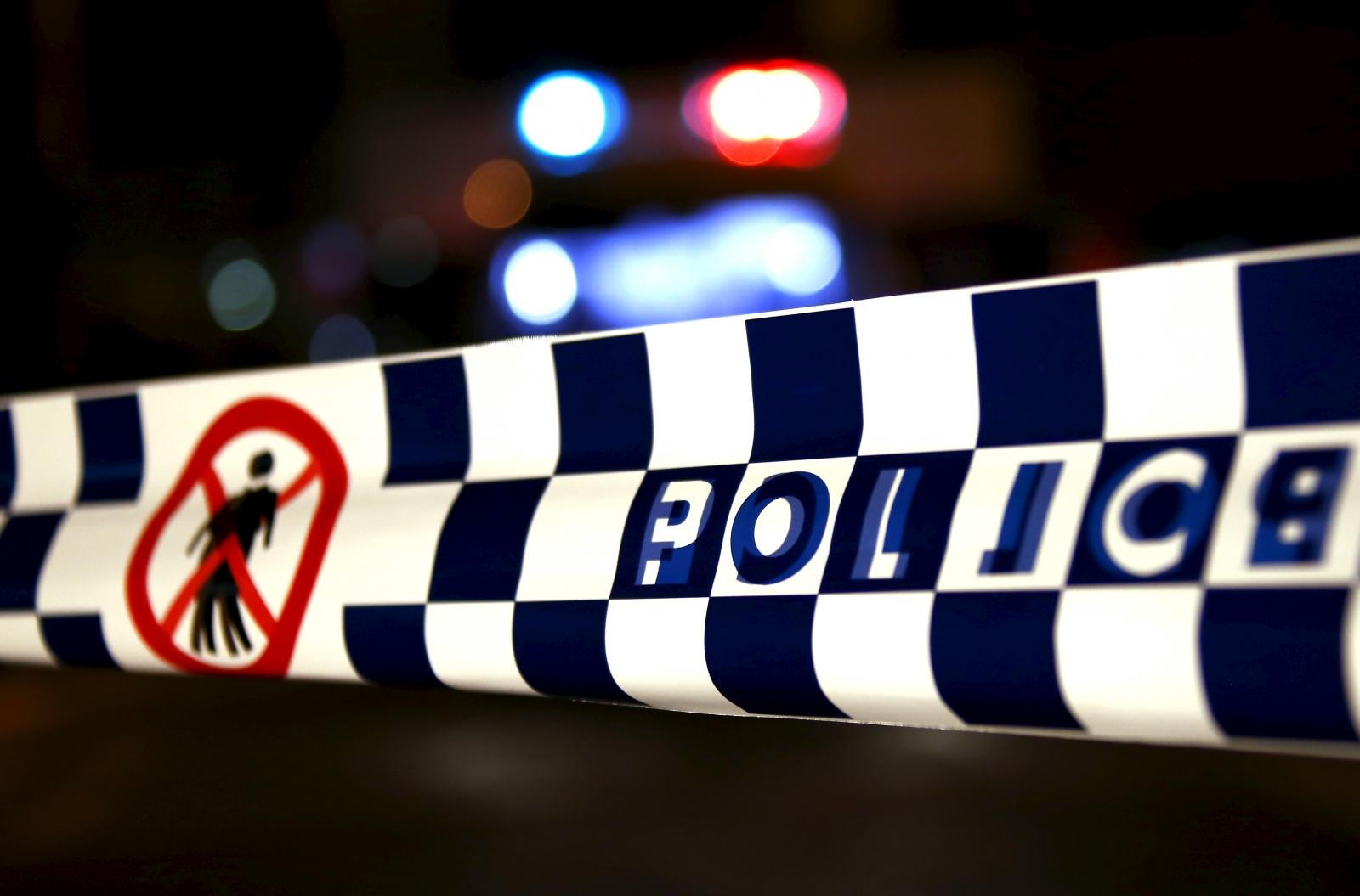 Australia police