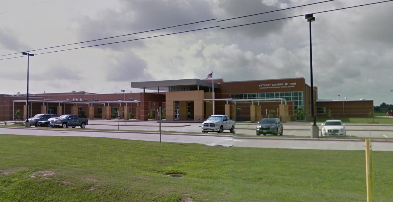 Anthony Aguirre Junior High, Texas