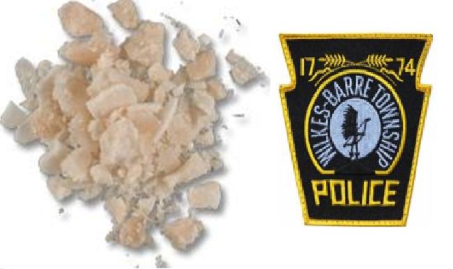 Crack cocaine Wilkes-Barre